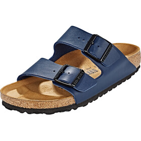 Birkenstock Arizona Sandals Birko-Floor Nubuk, blue